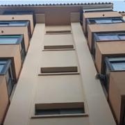 Ocultar tuberías de agua en fachadas