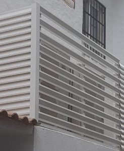 Solución tapar aire acondicionado