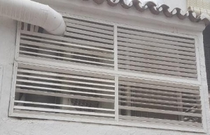 Ocultar aire acondicionado