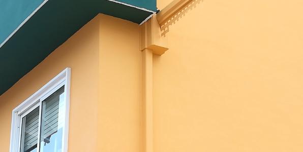 Canaleta vertical